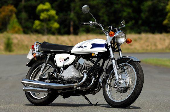 1969 500SS マッハⅢ