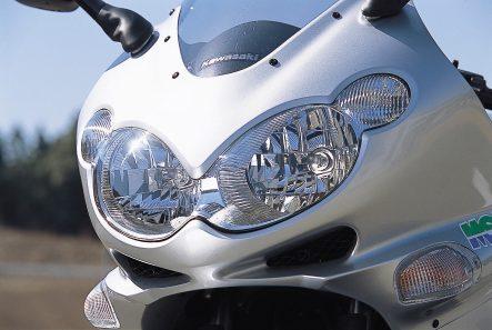 2002 ZZR1200(ZX1200C1) フロントカウル