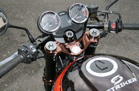 Gストライカー Z900RS用 セパレートハンドル/トップブリッジ