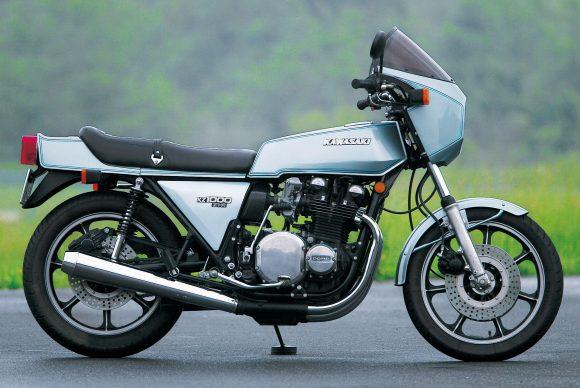 1978 Z1-R(KZ1000D1) 右側