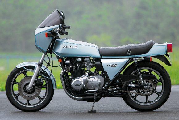 1978 Z1-R(KZ1000D1) 左側