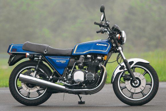 1979 Z1000MkⅡ(Z1000A3) 右横