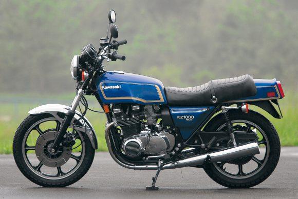 1979 Z1000MkⅡ(Z1000A3) 左横