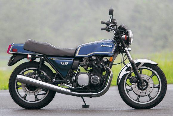 1979 Z750FX(Z750D2) 右側