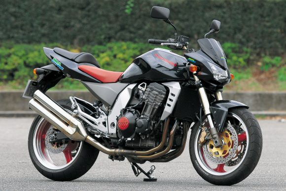 2004 Z1000(ZR1000A1) 右前