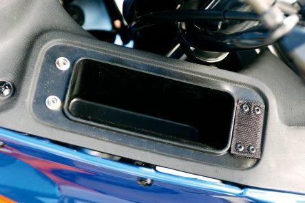 2006 ZZR250(EX250H) グローブボックス