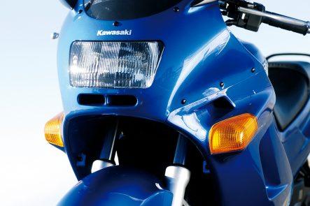 2006 ZZR250(EX250H) アッパーカウル
