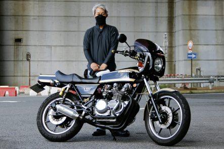 Z550で参加の和泉さん