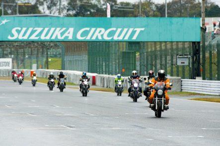 Kawasaki Z&ゼファーミーティング in 全日本ロードレース選手権シリーズ最終戦