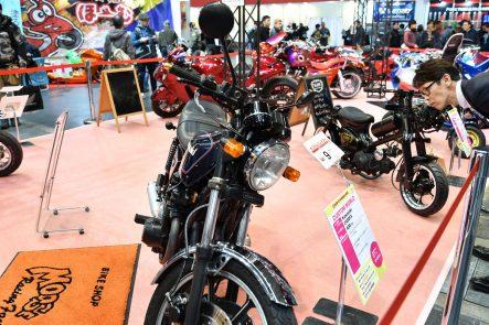 大阪モーターサイクルショー2019 カスタムコンテスト