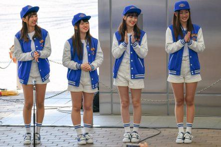 大阪モーターサイクルショー2019 モタ女子