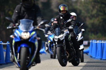 大阪モーターサイクルショー2019 試乗会