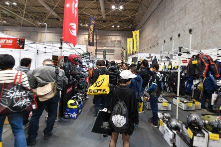 大阪モーターサイクルショー2019 ライダーズ・マーケット