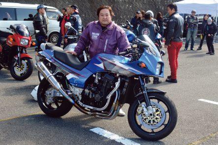 石田さんのニンジャ