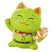 カワサキ 幸せ招き猫