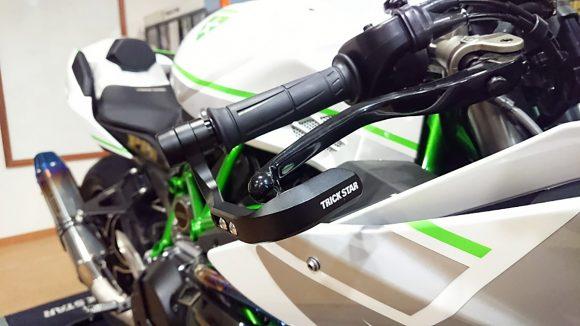 トリックスター Ninja H2 レバーガードセット