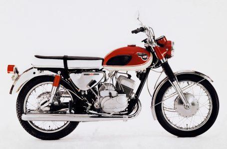 1966 kawasaki A1