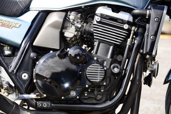 1997 ZRX1100(ZR1100C) エンジン
