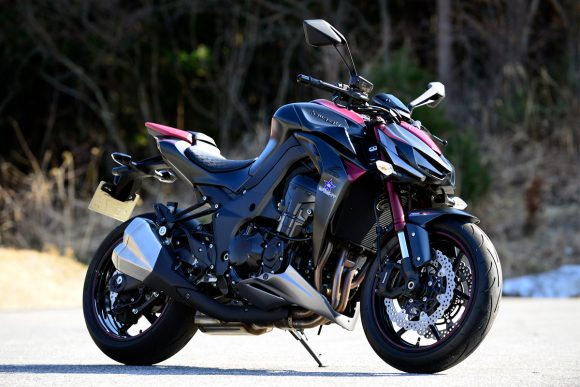2016 Z1000(ZR1000F)