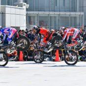 東京モーターサイクルショー 2019 トライアルデモ