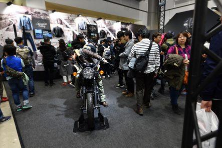 東京モーターサイクルショー 2019 Kawasakiブース