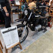 東京モーターサイクルショー 2019 PEPE 250TR