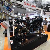 東京モーターサイクルショー 2019 Z900RS BEET