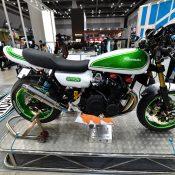 東京モーターサイクルショー 2019 Z900RS NITRON