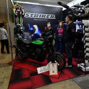 東京モーターサイクルショー 2019 Z900RS STRIKER