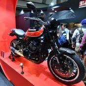 東京モーターサイクルショー 2019 Z900RS YOSHIMURA