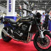 東京モーターサイクルショー 2019 Z900RS Kijima