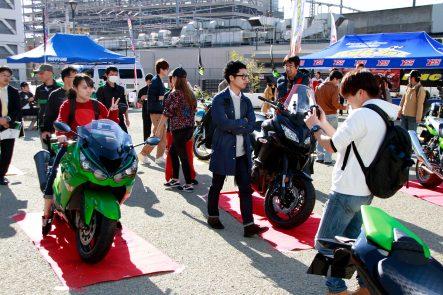 2017 カワサキモーターショー in 西梅田スクエア