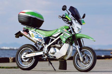 KLX125 by 一般オーナー
