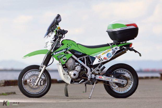 KLX125カスタム