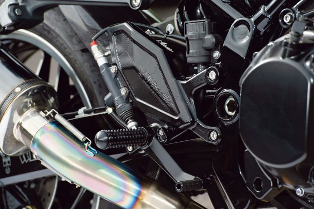 Z900RS by ノジマエンジニアリング