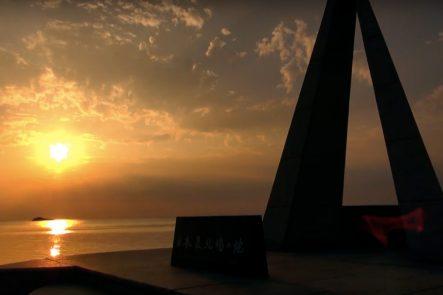 日本の最北端の地、宗谷岬