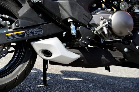 2016 Z125(BR125G) マフラー
