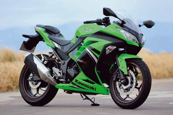 2014年モデル Ninja 250(EX250L)