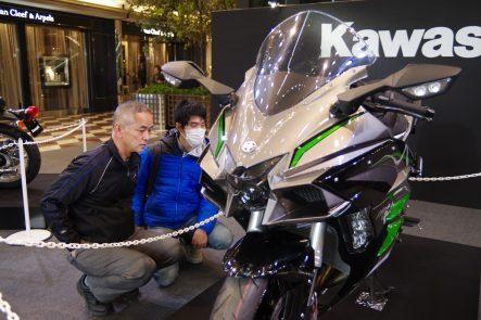 2019 Kawasaki Motor Show in 福岡天神ソラリアプラザ