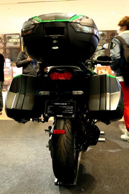Kawasaki Motor Show in 名古屋ミッドランドスクエア