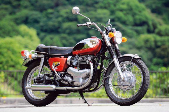 1968 650-W1スペシャル(W1S)