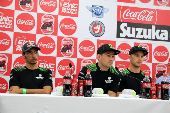 2019 鈴鹿8耐 カワサキレーシングチーム