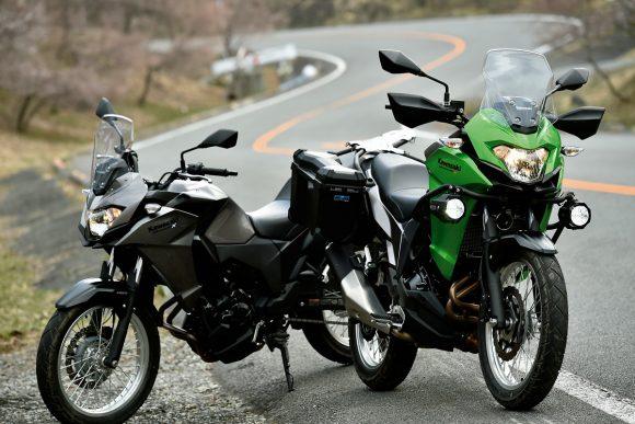 2017年モデル Versys-X 250&Versys-X 250 TOURER(KLE250DHF)