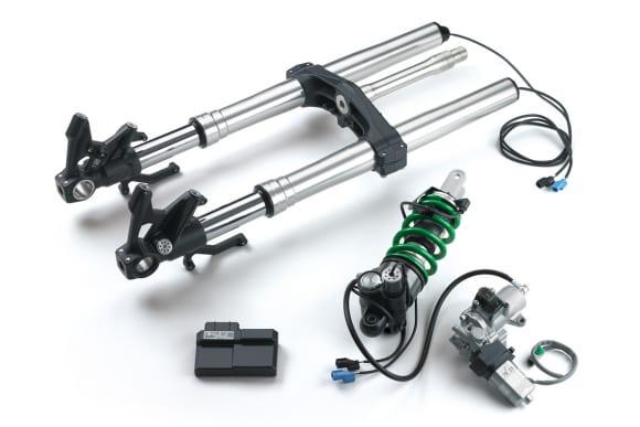 2019年モデル Ninja H2 SX SE+(ZX1002D) 電子制御サスペンション(KECS)