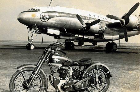 """1954年開催""""ブラジル・サンパウロ市市制400年記念国際モーターサイクルレース"""