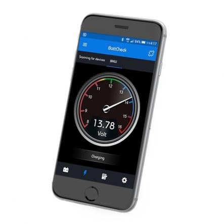 キジマ バッテリーチェッカーBattCheck Bluetooth4.0