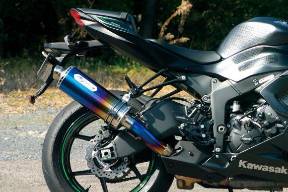 NOJIMA ENGINEERING Ninja ZX-6R用GTシリーズ