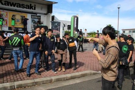 2019 カワサキコーヒーブレイクミーティング in 名古屋