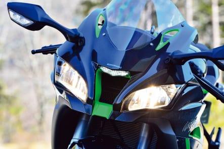 2019年モデル Ninja ZX-10R SE(ZX1002EKFA) ヘッドライト(ハイ)