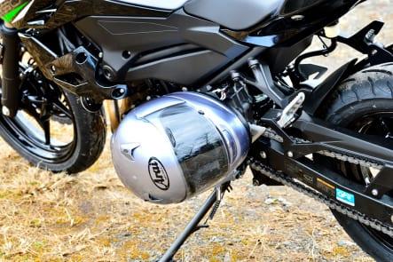 2019年モデル Z250(ER250EKF) ヘルメットホルダー